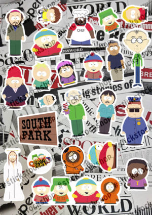 Южный парк South Park