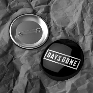 Значок металлический Days Gone